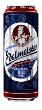 Piwo Edelmeister Non-Alcoholic