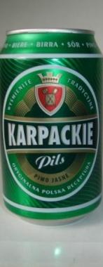 Piwo Karpackie Pils