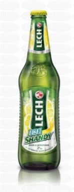 Piwo Lech ICE Shandy