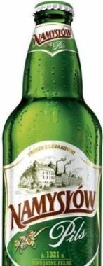 Piwo Namysłów Pils