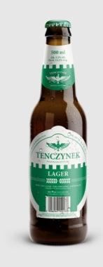 Piwo Tenczynek Lager