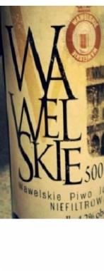 Piwo Wawelskie Jasne Pełne